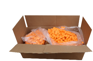 U Bait Bear Bait circus peanuts in a box for baiting bear in Wisconsin